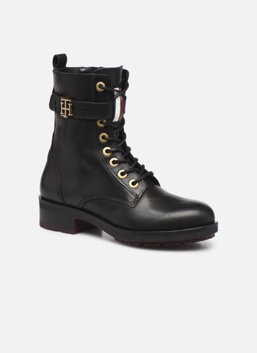 Bottines et boots Femme TH ESSENTIALS BIKER BOOT