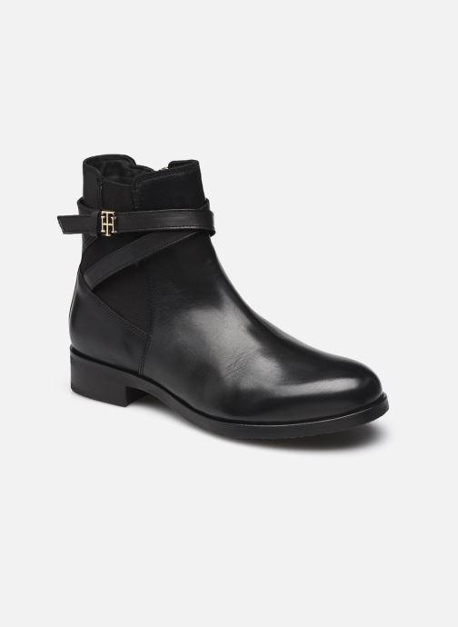 Bottines et boots Femme TH HARDWARE ON BELT FLAT BOOT