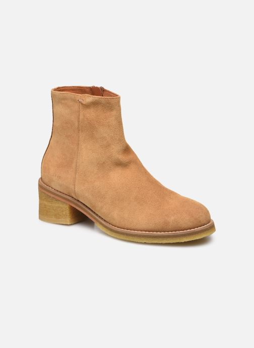 Stiefeletten & Boots Damen Amara Crepe