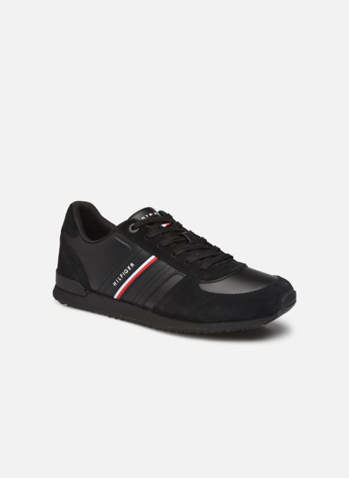 Baskets Homme ICONIC RUNNER LEATHER MIX