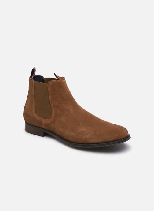 Bottines et boots Homme CASUAL SUEDE CHELSEA