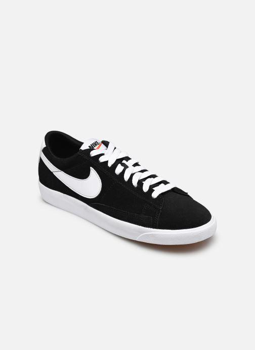 Baskets Nike Blazer Low Prm Vntg Suede Noir vue détail/paire