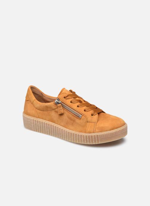 Sneakers Gabor APETUS Bruin detail