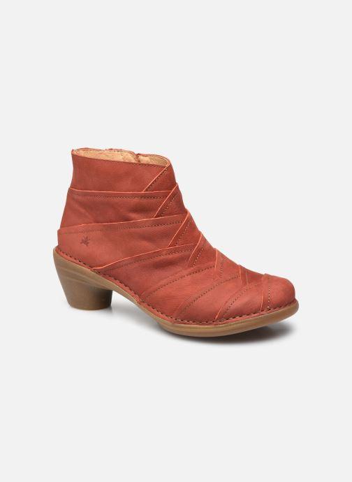 Stiefeletten & Boots El Naturalista AQUA N5337 rot detaillierte ansicht/modell