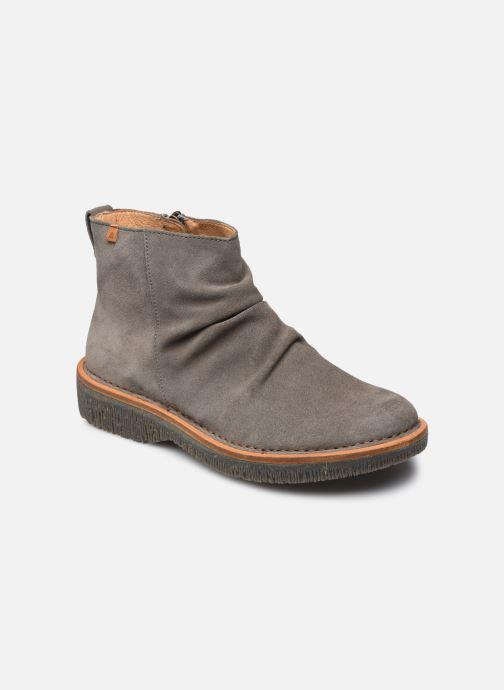 Stiefeletten & Boots El Naturalista VOLCANO N5576 grau detaillierte ansicht/modell