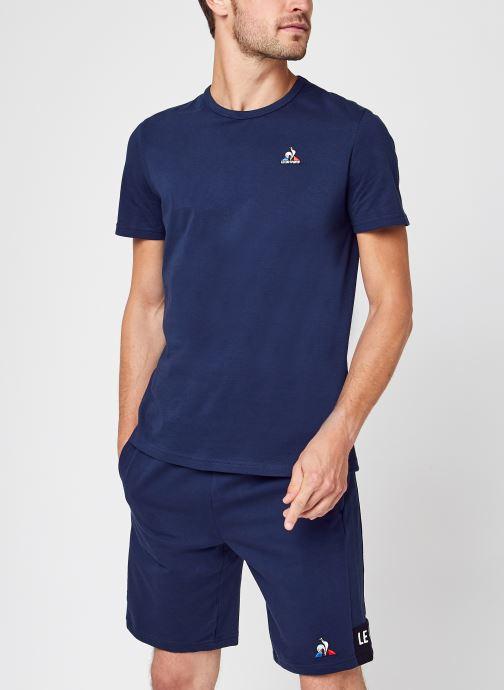 Vêtements Accessoires ESS Tee Ss N°3 M Dress Blues