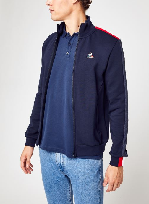 Vêtements Accessoires Saison 1 FZ Sweat N°1 M Sky Captain/Sky