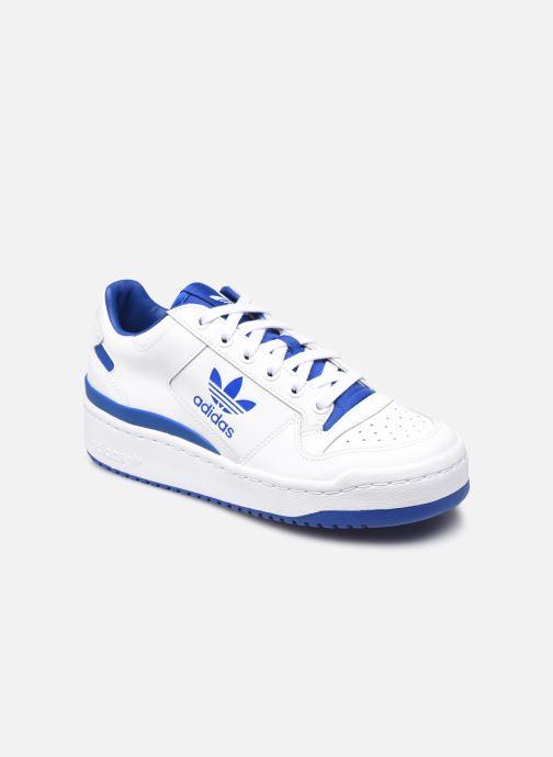 Baskets adidas originals Forum Bold W Blanc vue détail/paire