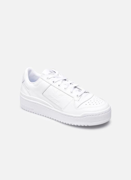 Deportivas adidas originals Forum Bold W Blanco vista de detalle / par