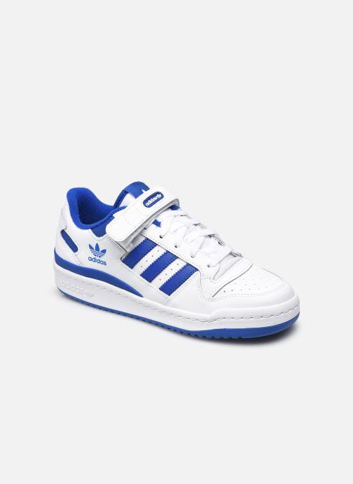 Sneakers adidas originals Forum Low W Hvid detaljeret billede af skoene