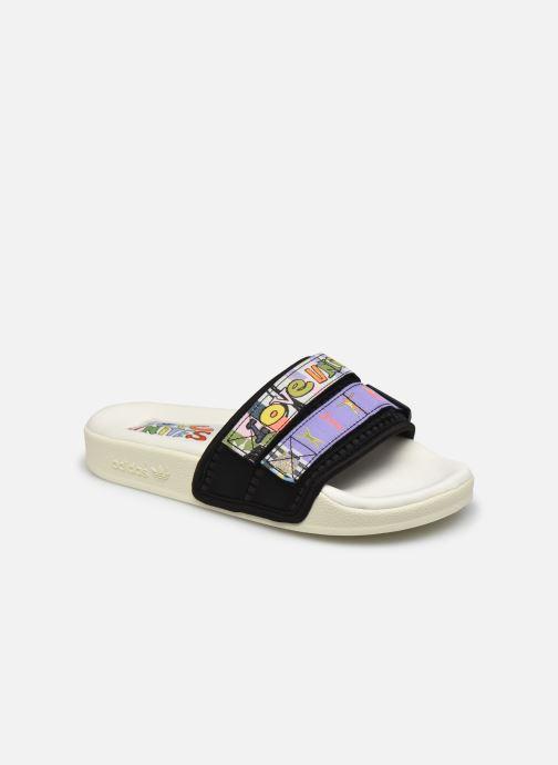 Sandalen adidas originals Adilette Sandal 2. W weiß detaillierte ansicht/modell