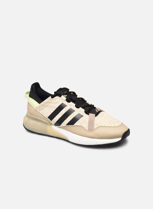 Sneaker adidas originals Zx 2K Boost Pure beige detaillierte ansicht/modell