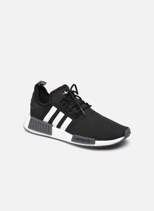 Sneaker adidas originals Nmd_R1 Primeblue schwarz detaillierte ansicht/modell