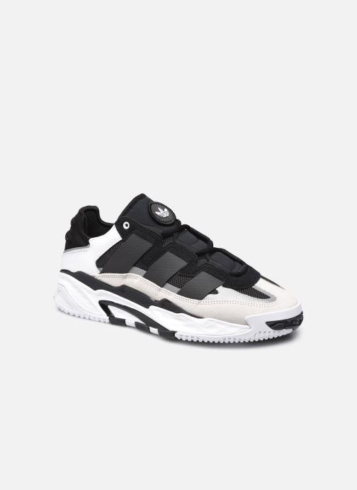 Sneaker adidas originals Niteball schwarz detaillierte ansicht/modell