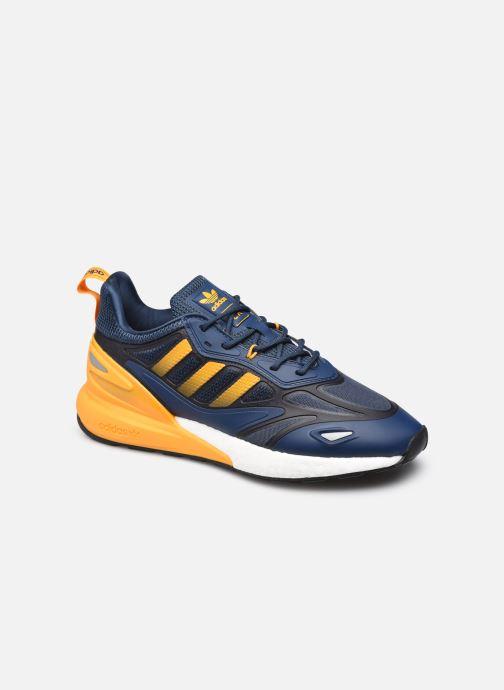 Sneaker adidas originals Zx 2K Boost 2.0 blau detaillierte ansicht/modell