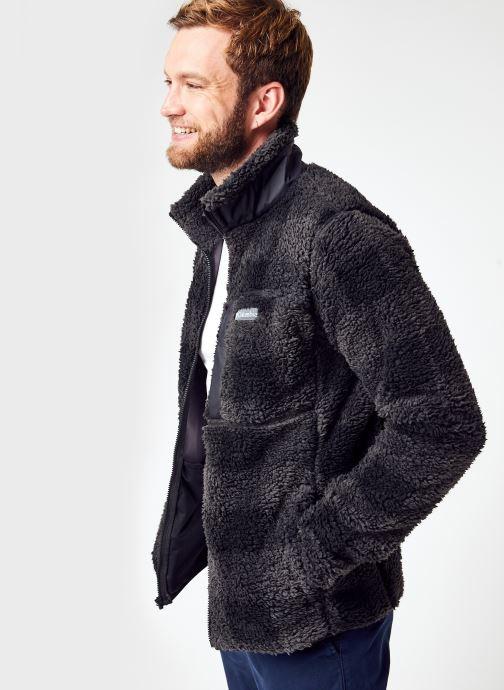 Kleding Accessoires Winter Pass M Print Fleece