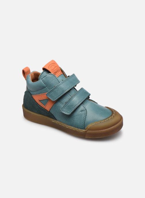 Sneaker Froddo G2110093-5 blau detaillierte ansicht/modell