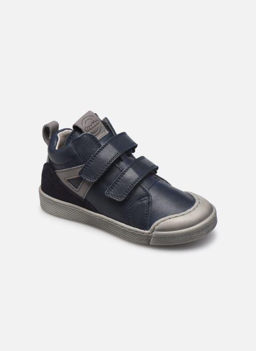Sneaker Froddo G2110093-14 blau detaillierte ansicht/modell