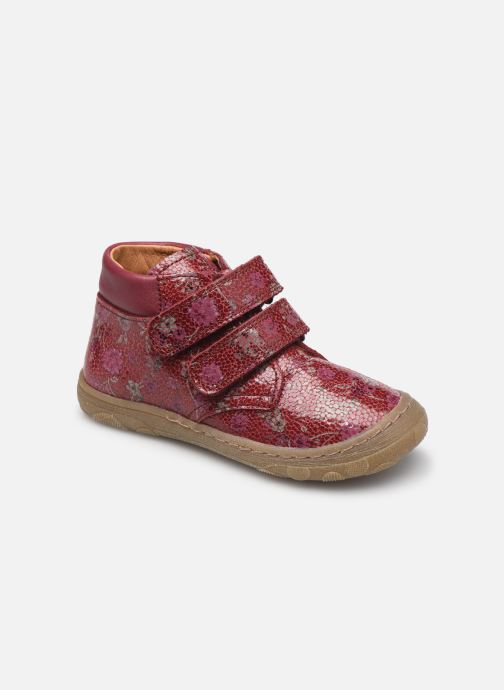 Boots en enkellaarsjes Froddo G2130239-7 Bordeaux detail