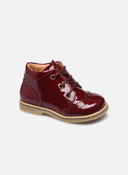Boots en enkellaarsjes Froddo G2130247-1 Bordeaux detail
