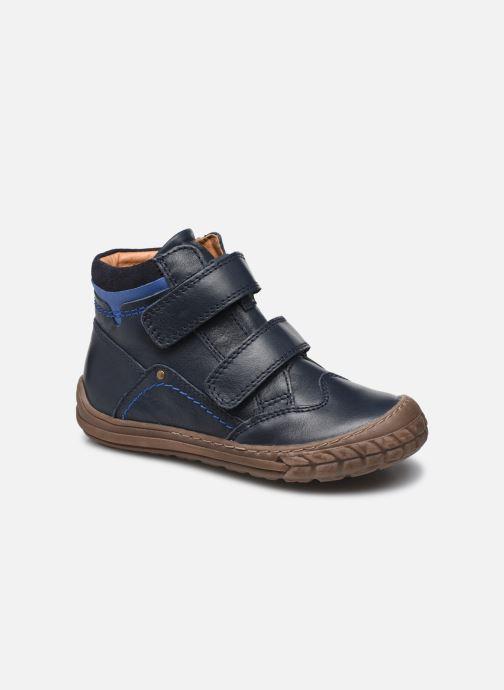 Sneaker Froddo G3110178 blau detaillierte ansicht/modell