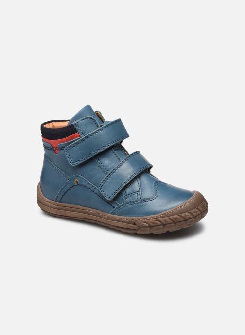 Baskets Froddo G3110178-2 Bleu vue détail/paire