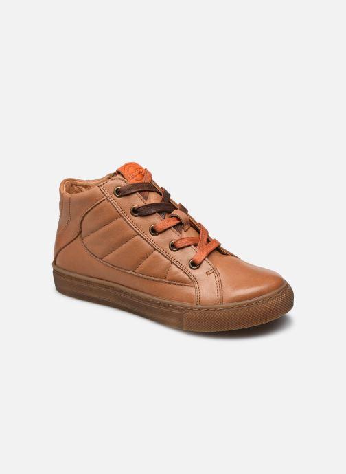 Baskets Froddo G3110196-4 Marron vue détail/paire