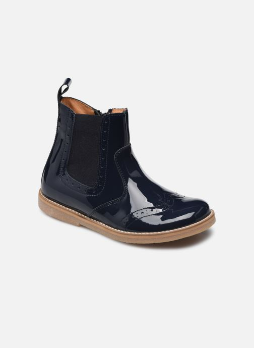Bottines et boots Froddo G3160142-12 Bleu vue détail/paire