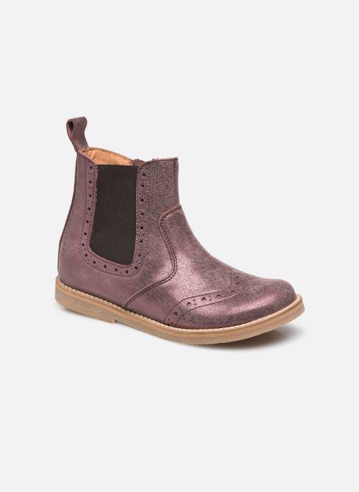 Stiefeletten & Boots Froddo G3160142-14 rosa detaillierte ansicht/modell