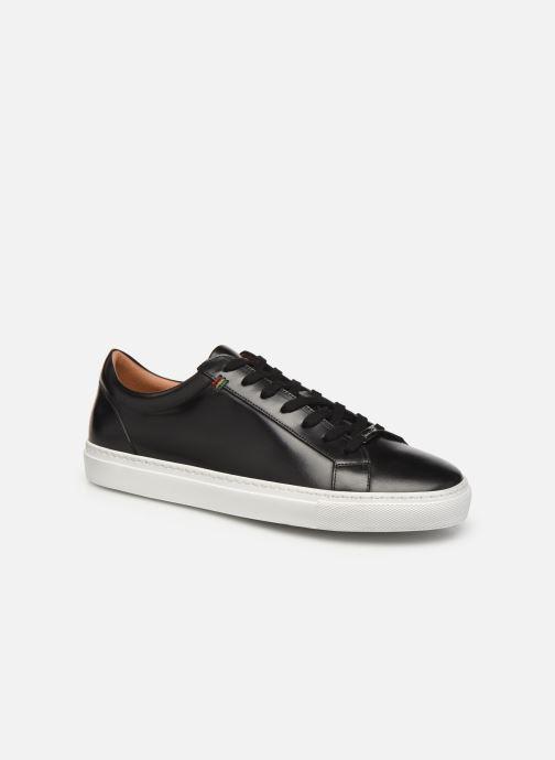 Sneaker Brett & Sons 4356 schwarz detaillierte ansicht/modell