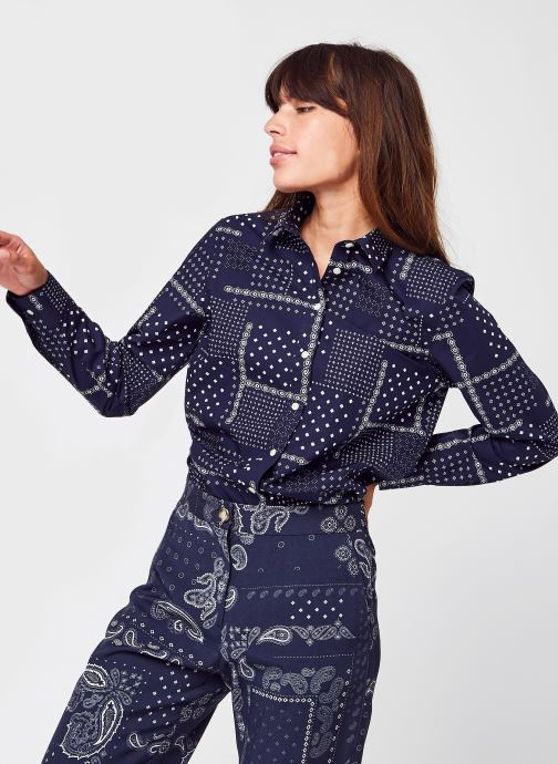 Vêtements Accessoires Micro Paisley B.Cloth Shirt