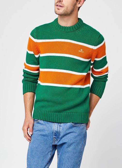 Vêtements Accessoires Striped C-Neck
