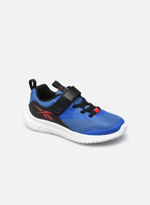 Sneaker Reebok Reebok Rush Runner blau detaillierte ansicht/modell