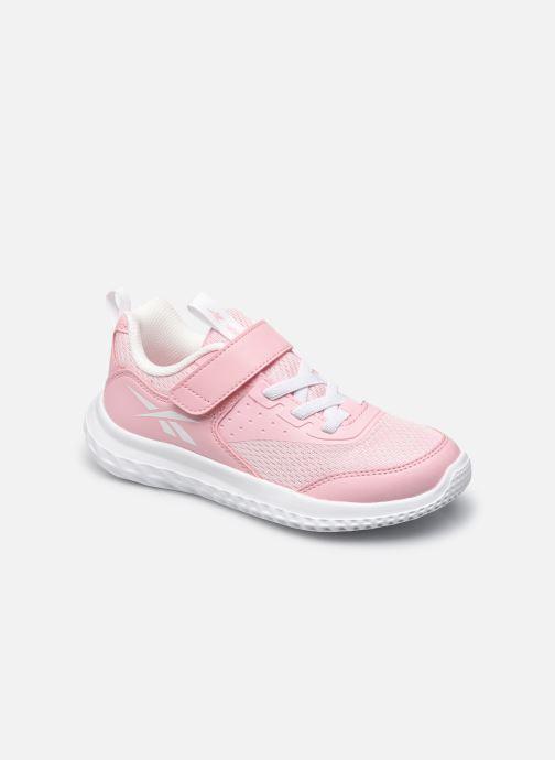 Sneaker Reebok Reebok Rush Runner rosa detaillierte ansicht/modell