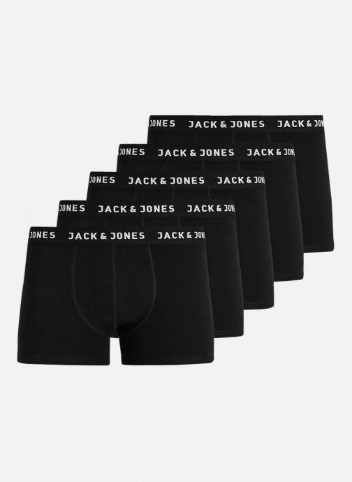 Vêtements Jack & Jones Jachuey Trunks 5 Pack Noir vue détail/paire