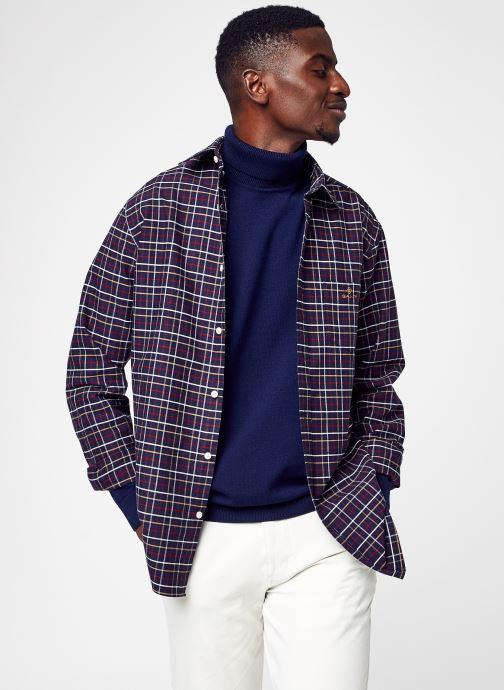 Vêtements Accessoires Reg Beefy Oxford Check B