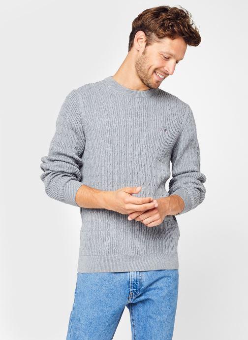 Vêtements Accessoires Cotton Cable C-Neck