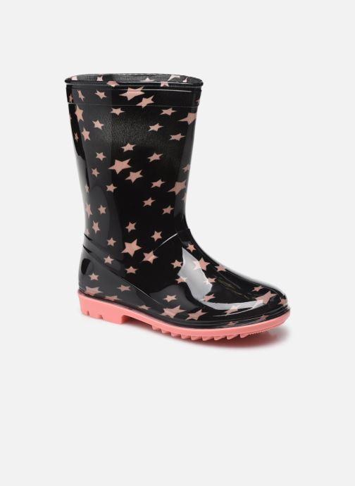 Bottes I Love Shoes ADALIA Bleu vue détail/paire