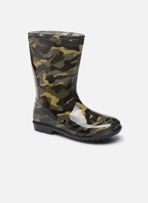 Stiefel I Love Shoes ATILIO grün detaillierte ansicht/modell