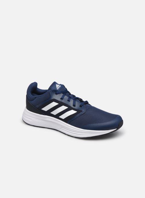 Chaussures de sport adidas performance Galaxy 5 Bleu vue détail/paire