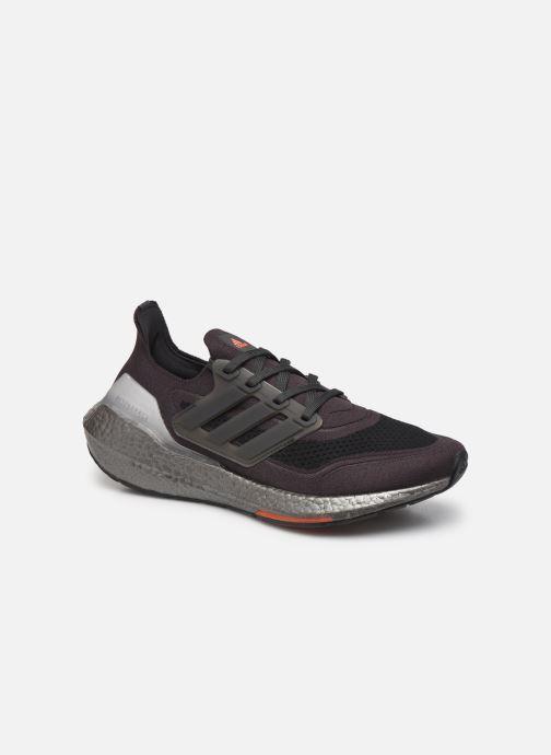Chaussures de sport adidas performance Ultraboost 21 Gris vue détail/paire