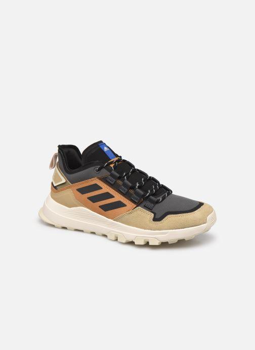 Chaussures de sport adidas performance Terrex Hikster Beige vue détail/paire