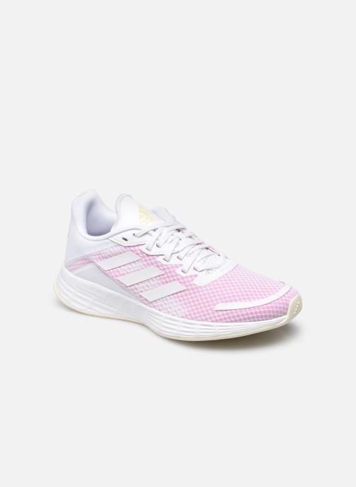 Chaussures de sport adidas performance Duramo Sl W Blanc vue détail/paire