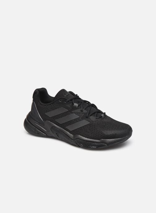 Chaussures de sport adidas performance X9000L3 W Noir vue détail/paire