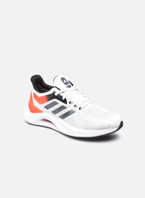 Chaussures de sport adidas performance Alphatorsion 2.0 M Blanc vue détail/paire