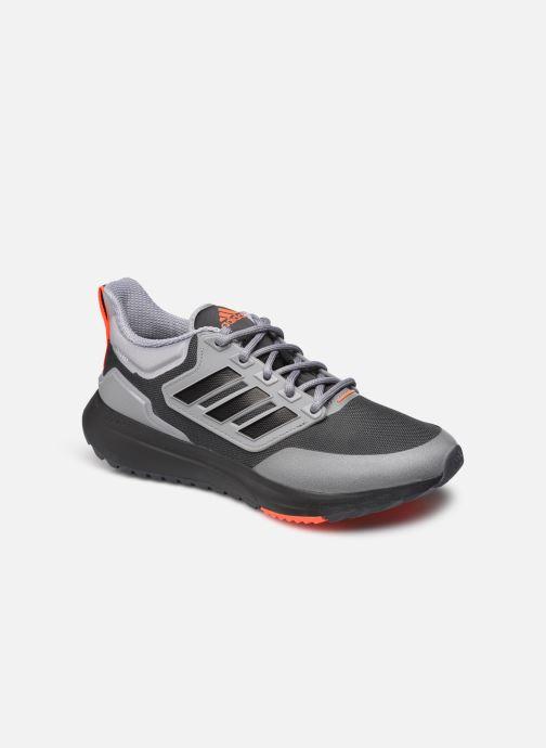 Chaussures de sport adidas performance Eq21 Run Cold.Rdy Gris vue détail/paire