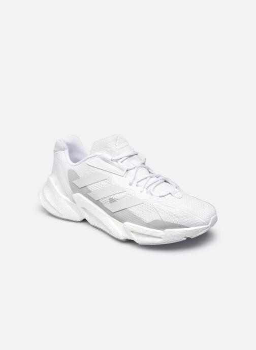 Chaussures de sport adidas performance X9000L4 M Blanc vue détail/paire