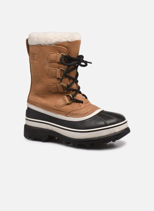 Chaussures de sport Sorel Caribou WL Woman Marron vue détail/paire
