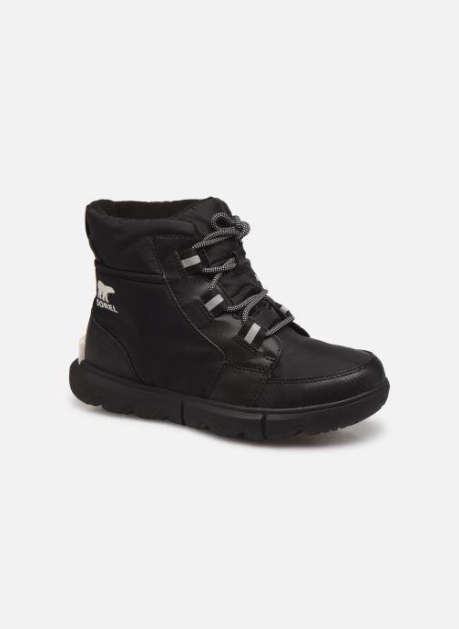 Chaussures de sport Sorel Sorel Explorer II Carnival Sport Noir vue détail/paire