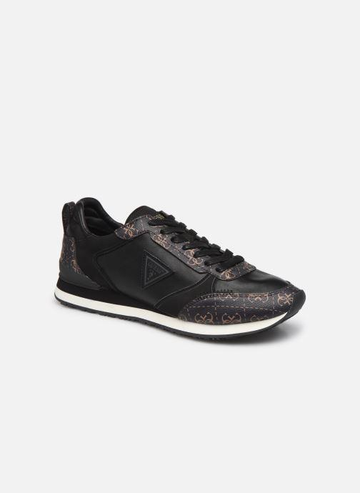 Sneaker Guess NEW GLORYM schwarz detaillierte ansicht/modell